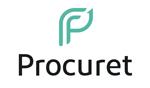 Procuret payment method icon with logo